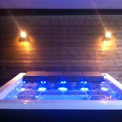 Lounge hot tubs and spas by Saturn Spas of Staffordshire