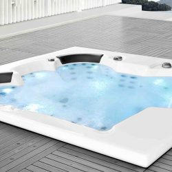 Hot tubs and spas in the UK for sale