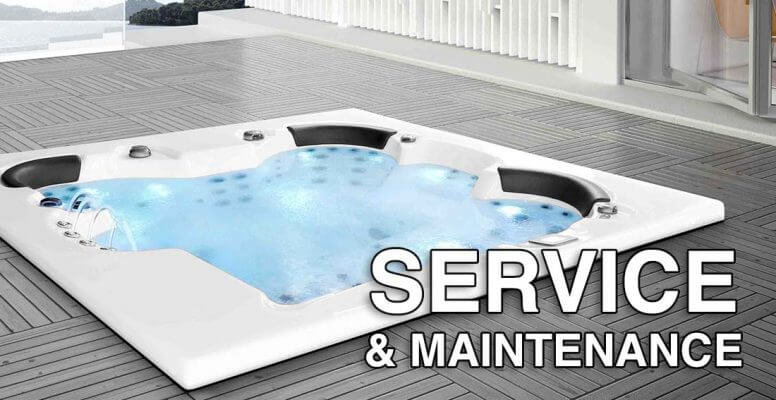 Hot tubs and spa service and maintenance Midlands