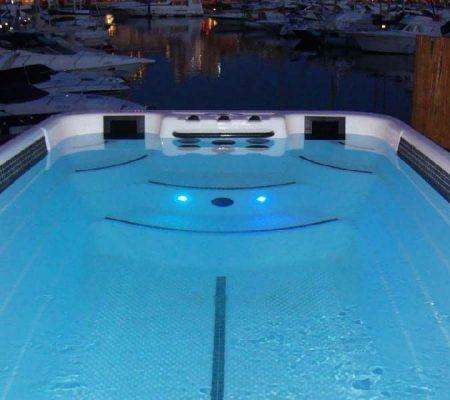 Portcril Power Swim Spa