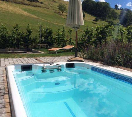 Portcril Power Swim Spa UK